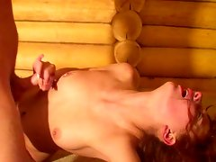 Strip dancing starts wild student orgyvideo