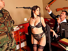 Ever Since Evie\'s husband was sent away her son has been fucking things up with the wrong people. In order to save the family she must make a peace offering to the big boys.video
