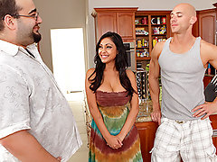 Priya is annoyed of constantly begging her boyfriend for some action and continuously being rejected for his friends. When she explains her situation to her boyfriends friend Johnny he thinks that his friend is a complete idiot for rejecting her and gives her exactly what she needs.video