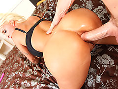 Holly has a shitty day at work and goes home early to release some stress. She decides a good orgasm would do the trick so she begins to masturbate. Just as she is about to cum Johnny walks in her room, killing the moment and ruining her orgasm! Holly\\\'s not too happy about that and forces Johnny to give her back the orgasm he stole from her.video