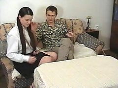 Teen Back Side Takes Spankingvideo