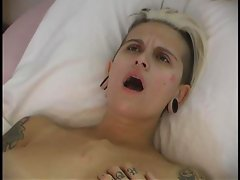 Punk Girl With Big Boobs Masturbatingvideo