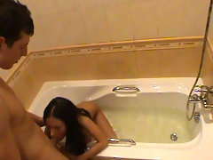 Vanesa is such an smoking hot sexpot. This 18-year-old has an amazing body and a super-tight pussy that she loves having licked. Get her nice and wet and there is nothing she won`t do. She loves having a cock thrust into that sweet from behind.video