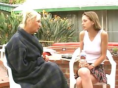 mature women with younger girls scene 3video