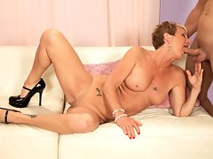 While Her Husband\'s Away, Misty Playsvideo