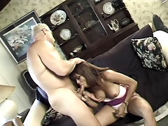 Sexy transsexual whore get fucked hard in her tight ass video