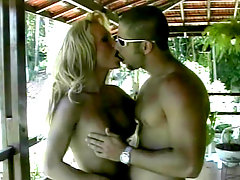 Nikki is a pretty blonde shemale with an appetite for ass pleasure. She enjoys hooking up with strong hunks that could satisfy her craving. Watch her hit it off with a horny stud and treats him with a hot blowjob and begs to give her hard knobbing in her tight ass.video