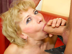 This mature slut wants a warm creampievideo