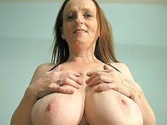 These big mature knockers are made for funvideo