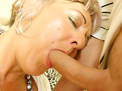 Creampie housewife gets it anallyvideo