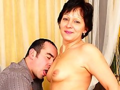 This horny housewife really is in the mood for hard fuckingvideo