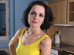 Mature housewife still likes to work out that pussyvideo