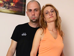 Horny mature slut gets fucked hard and longvideo