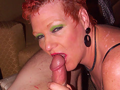 This mama loves to get a mouth full of cumvideo