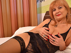 Classy mature lady getting all nastyvideo
