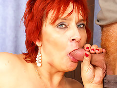 Feed her cock and mommy goes wildvideo