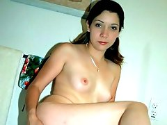 Dita is a young woman with a freshly ripe body and a thick bush covering her pink pussy. She\'s young and sweet but ready to take all those horny studs willing to pleasure her hirsute pussy with their stiff knobs. Watch this chick get it hard in her hairy muff.video