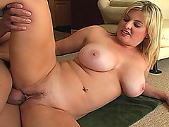 Blonde Is Ready For Black Cock To Bangvideo