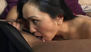 Cleo came over with the craving for some Kitty pussy juice! video