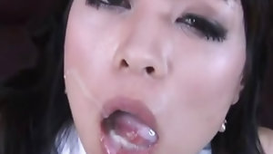Semen Drinking Treatment to Patients asw-061 Reiko Nakamorivideo