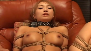 This is the second part of a hardcore bondage sex video \'\'Japanese Blackmailed BDSM Training 12\'\'. Tortured Asians live for this kind of treatment  they love being tortured. This is close to being raped  the only difference is that the women are aware but immobilized.video