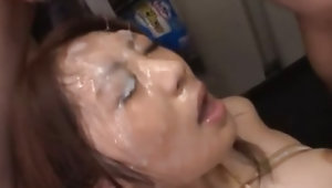 Dream Shower Cum Facials Semen Bath wdi-029 Asukavideo
