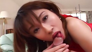 All of you guys that are into hot milfs will definitely dig this hot and horny slut Remi Matsukawa as she has everything that a man could ever ask for. Nothing turns this slut on more than stroking a big dick and here you will see her having the time of her life!video